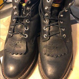 Ariat women's work boots